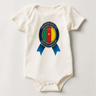 Baby shirt say, Made in Cameroon, Cameroon Africa