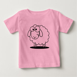 Baby Shirt with Sheep