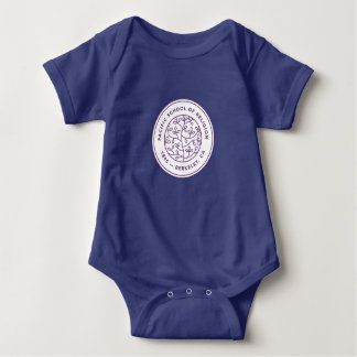 Baby shirts with Crest
