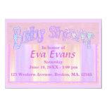 "Baby Shower 4.5"" X 6.25"" Invitation Card"
