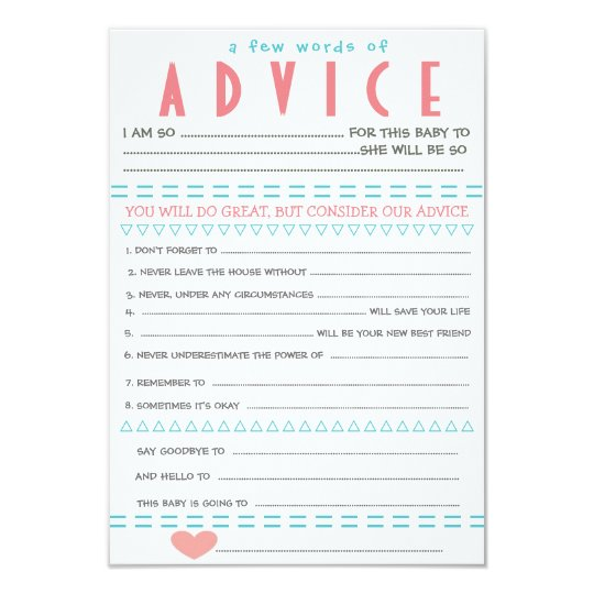 baby shower advice cards r515cc42faa7c4cff967fc7c1293bc881 zk916 540