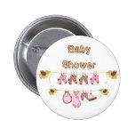Baby Shower Badge