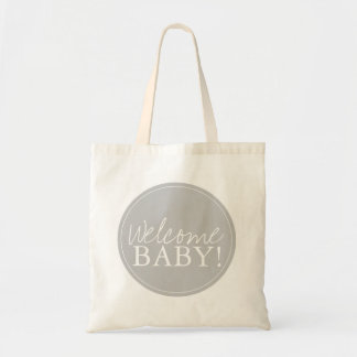 Baby Shower Bag | Welcome