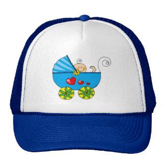 Baby shower (boy) hats