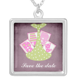 Baby Shower Gift Necklace
