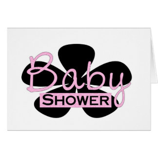 Baby Shower Greeting Card