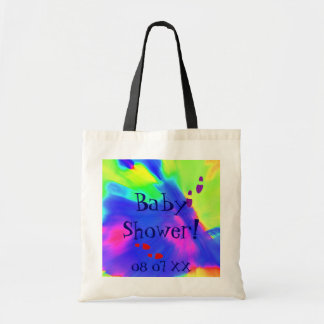 Baby Shower In Black And Natural III Bag