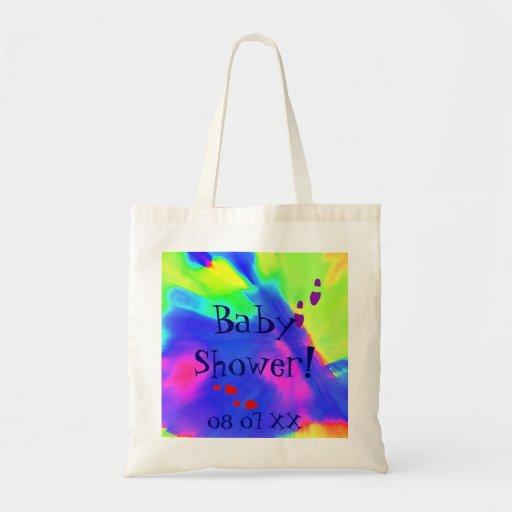 Baby Shower In Natural II Bag