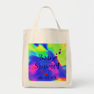 Baby Shower In Natural III Tote Bag