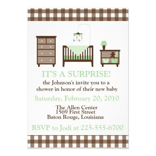 392 surprise baby shower invitations surprise baby shower