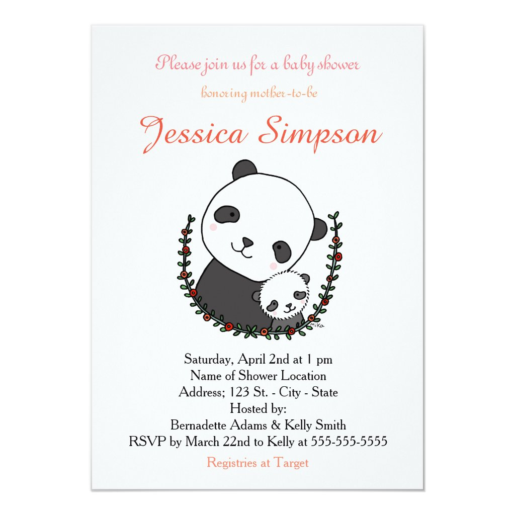 Baby Shower Invitation Custom Baby Shower Invites