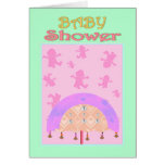 Baby Shower Invitations template Greeting Cards