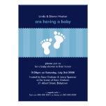 BABY SHOWER INVITES :: happy feet 3P