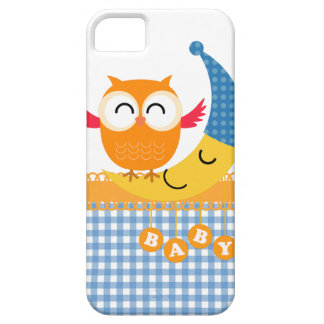 Baby Shower Owl iPhone 5 Covers