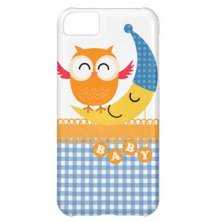Baby Shower Owl iPhone 5C Cases