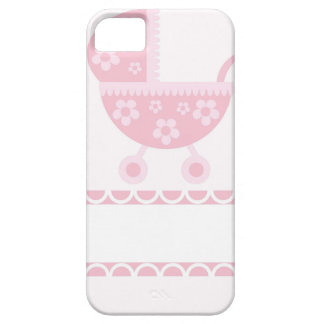 Baby Shower Party Pink Blossoms Girly Mother iPhone 5 Covers