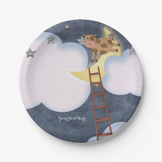 Baby Shower Storybook Nursery Rhyme Custom Party Paper