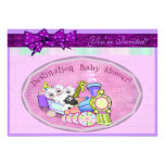 Baby Shower template Cards