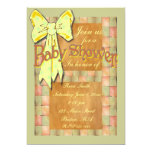 Baby Shower template Invites