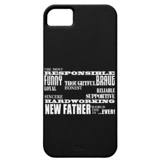 Baby Showers New Fathers Dads & Daddys : Qualities iPhone 5 Covers