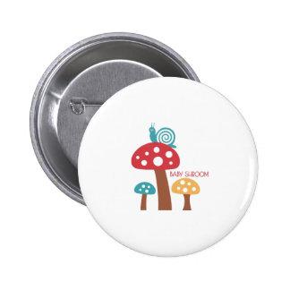 Baby Shroom Pins