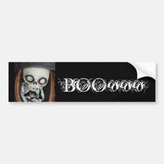 Baby Skeleton Bumper Sticker