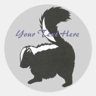 Baby Skunk Sticker