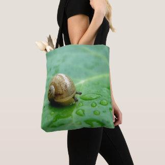 Baby Snail Tote Bag