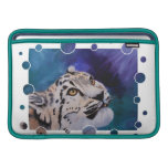 Baby Snow Leopard MacBook Sleeve