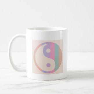 Baby Soft Silken Spectrum  : YINYANG YIN YANG Coffee Mug