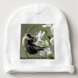 Baby Stocking Cap Buzzy Bee Baby Beanie