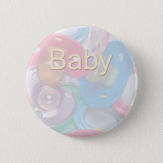Baby Stuff 6 Cm Round Badge