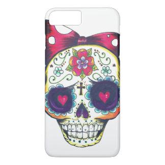 baby sugar skull iphone 7 plus case