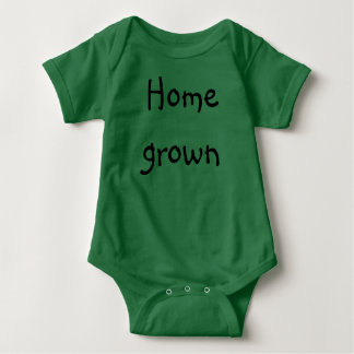 Baby suit- Home grown Shirts