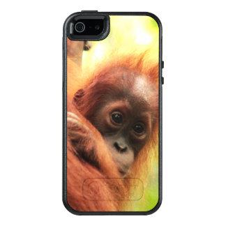 Baby Sumatran Orangutan OtterBox iPhone 5/5s/SE Case
