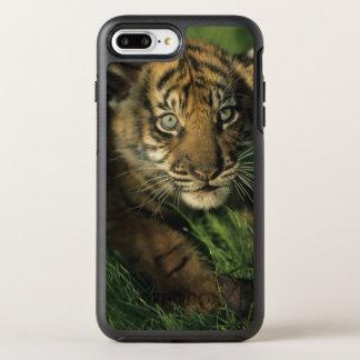 Baby Sumatran Tiger OtterBox Symmetry iPhone 8 Plus/7 Plus Case