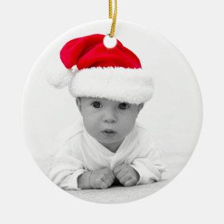 Baby Sweet C Christmas Ornament