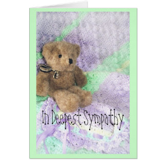 Baby Sympathy Greeting Card