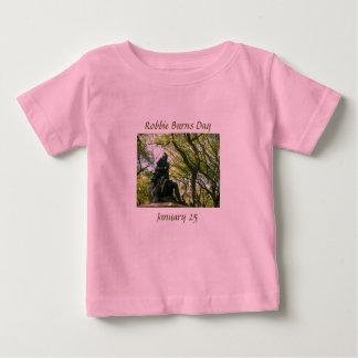 Baby T / Robbie Burns Day Baby T-Shirt