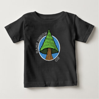 Baby T-shirt - Bane Union Tree Song