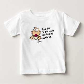 Baby t-shirt from uncle