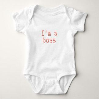 BABY T-shirt i'm a boss