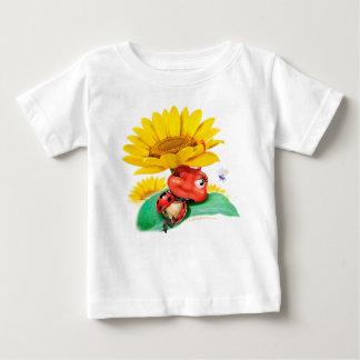 Baby T shirt Sleepy Ladybug / Sleepy Ladybird