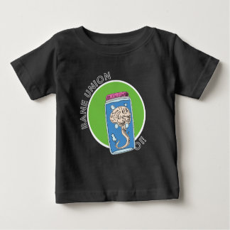 Baby T-Shirt w/ Bane Union's My Mind logo