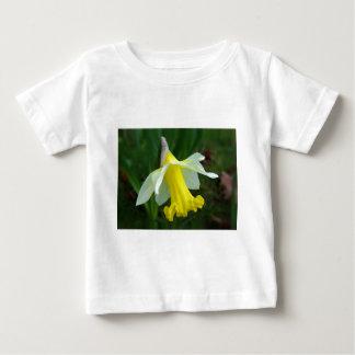 Baby T-Shirt - Yellow Daffodil