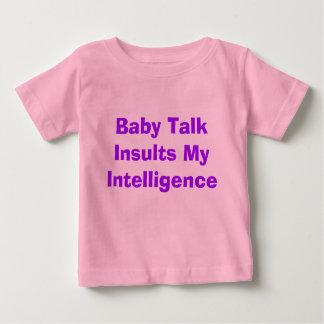 Baby Talk Baby T-Shirt