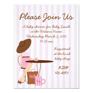 Baby Tea Card