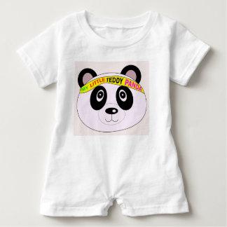 baby teddy bear baby bodysuit