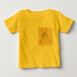 BABY TEE SHIRT IN TEDDY DESIGN