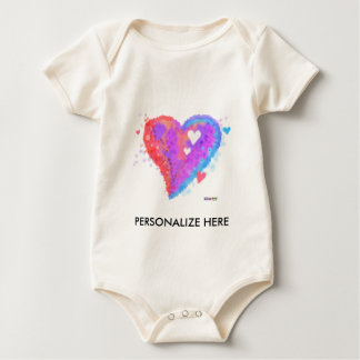 BABY TEES - Torn Heart